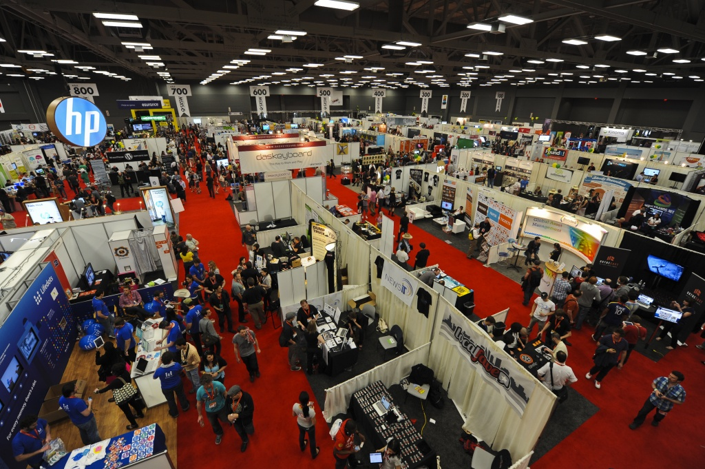 The importance of trade shows for Trade exhibition