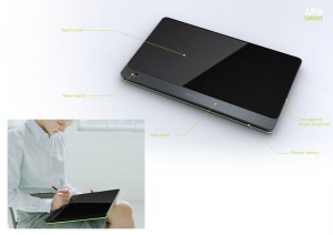 ARM-tablet