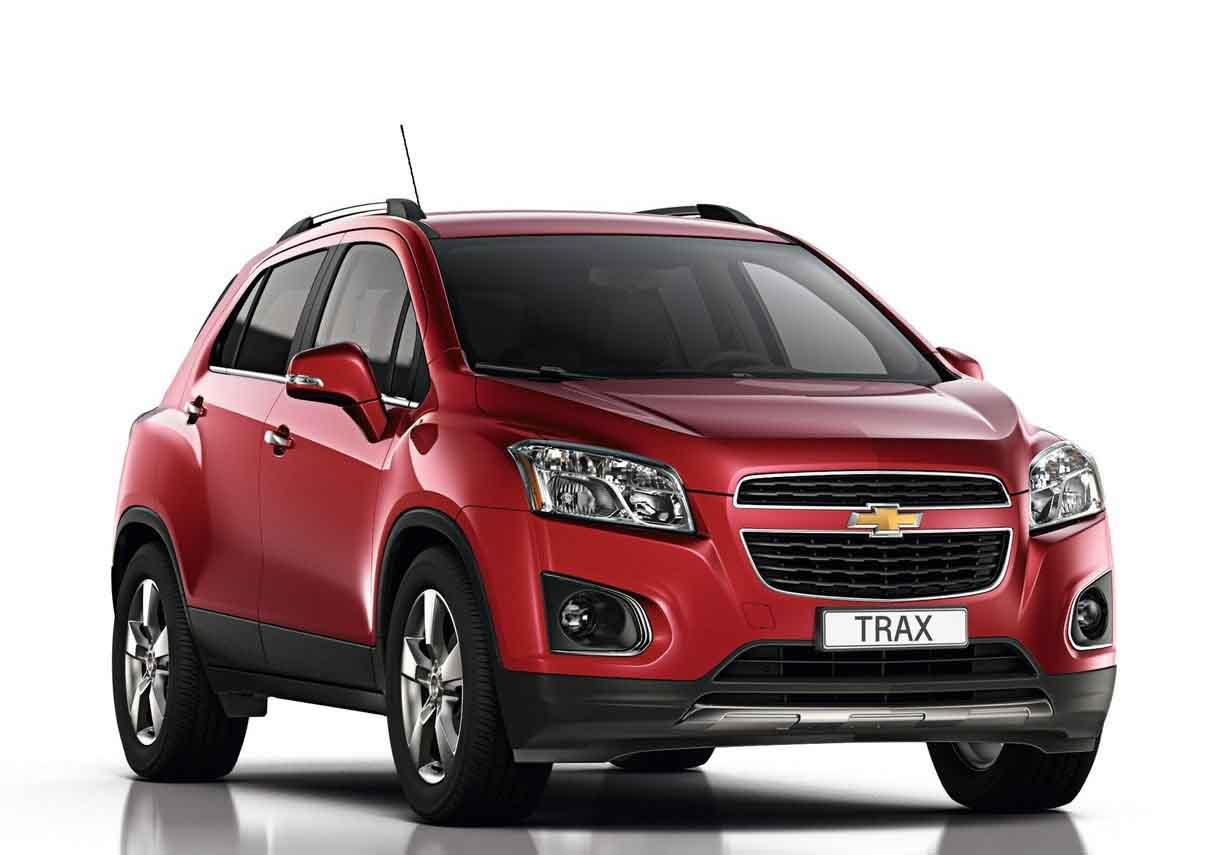 chevrolet trax suv features