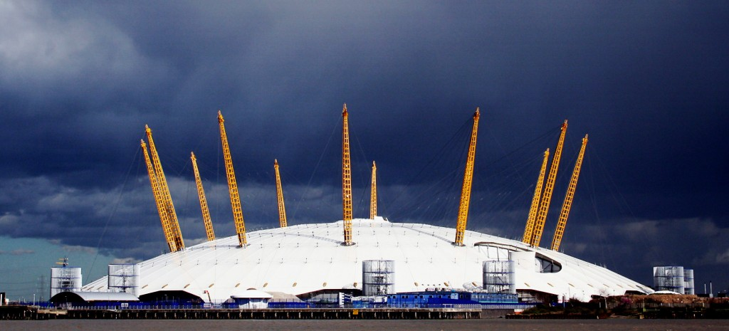 The-Millennium-Dome