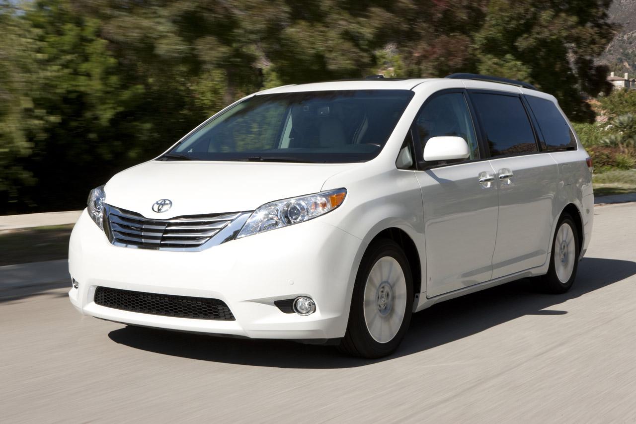 minivans 2013