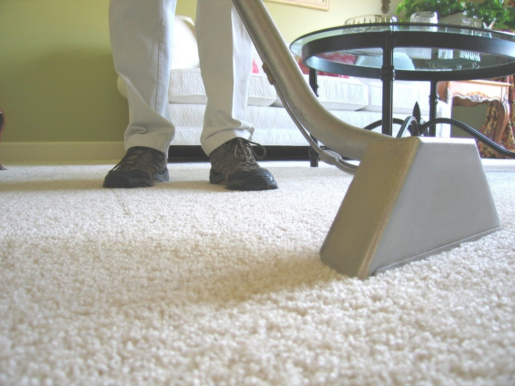 Simple Steps for Carpet Cleaning