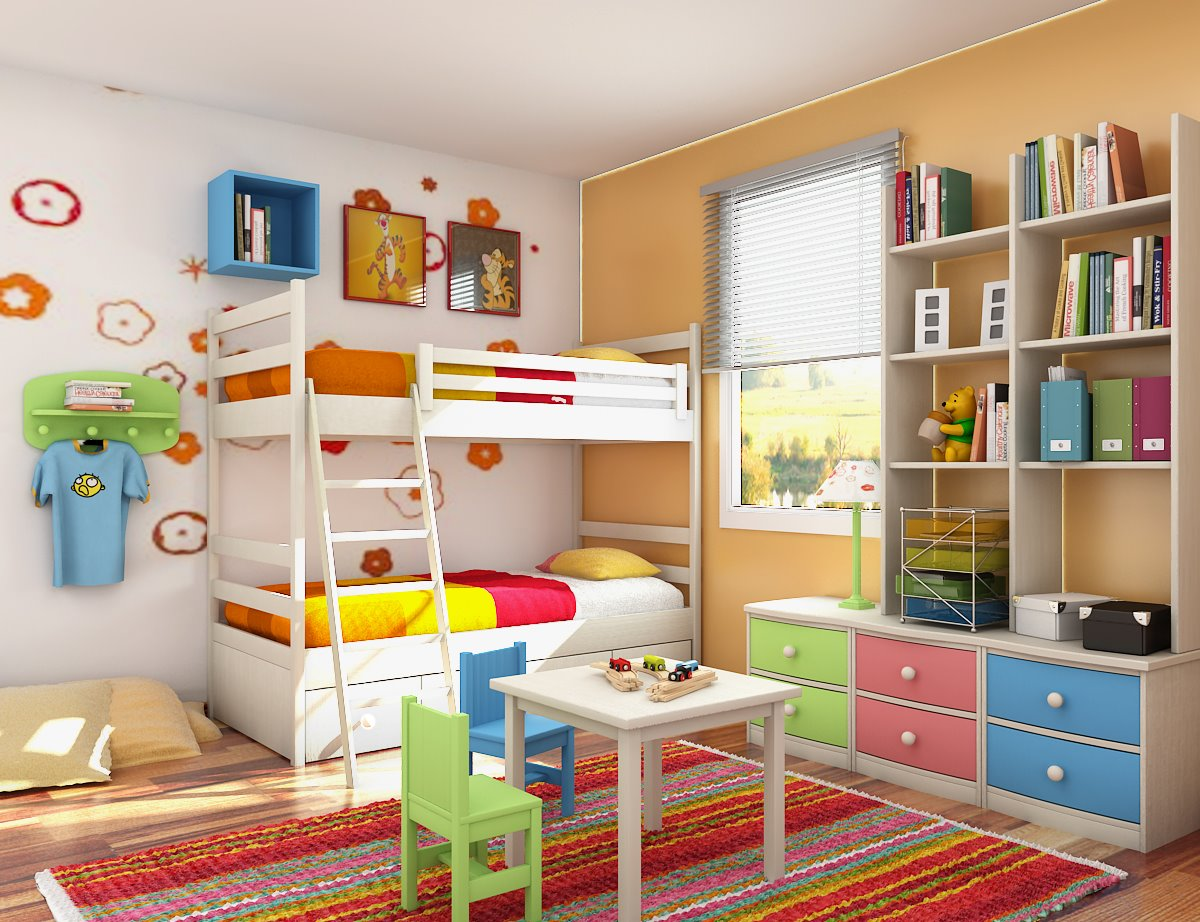tips on decorating your child 39 s bedroom on a budget