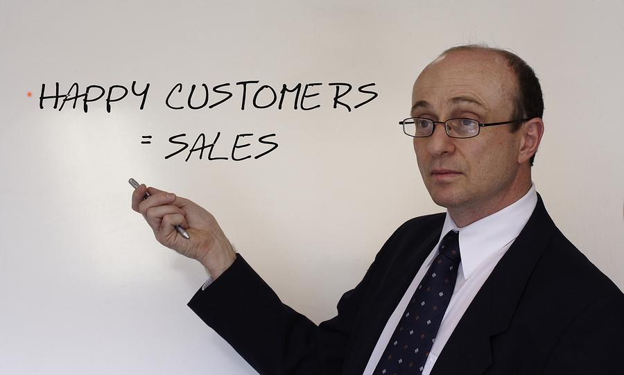 customer-sales