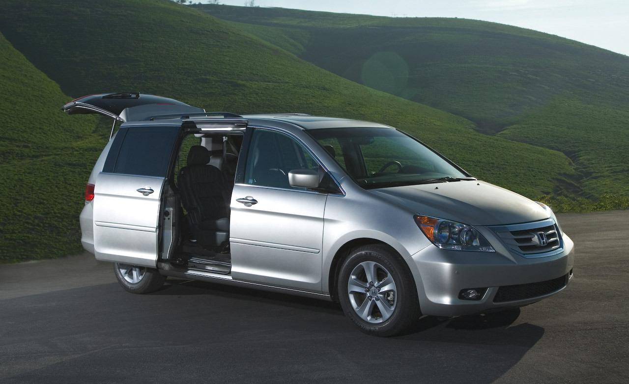 best 2013 minivans for your family. Black Bedroom Furniture Sets. Home Design Ideas