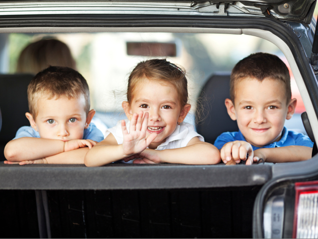 Tips to Keep Your Family Safe This Summer in and Around The Car