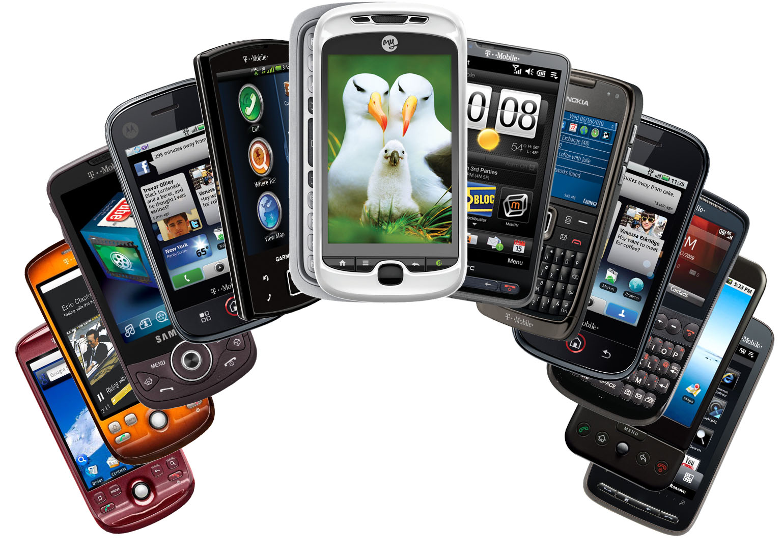 Smartphones have become more than just portable telephones; to many of ...