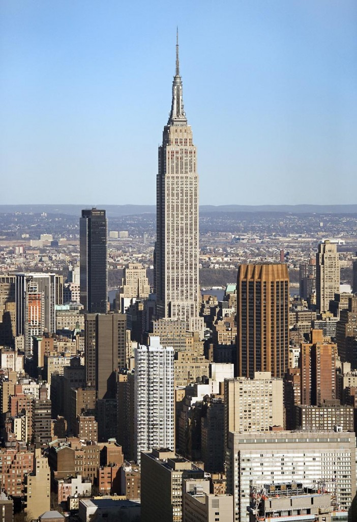 Empire State Building 2013 Places to Visit In New...