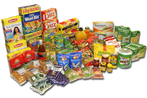 goods food: