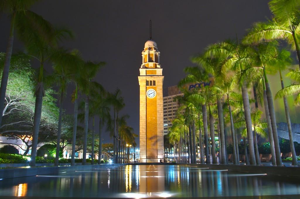 clock tower HK