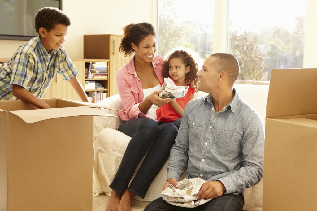 How to Prepare Your Kids for Moving to a New House?