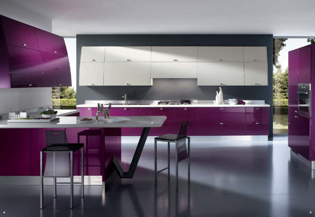 How to Give a Modern Look to Your Kitchen