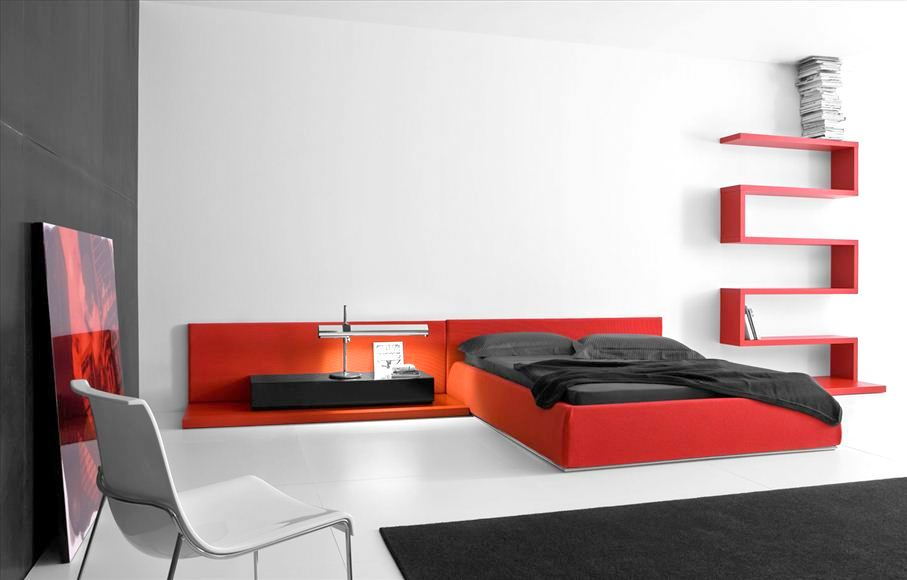 Furniture In Peppy Colors