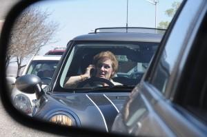 phone driving
