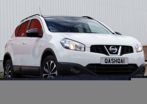 Nissan Qashqai 4x4 and Nissan X-Trail