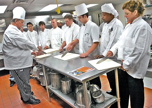 What to Consider When Choosing a Cooking School