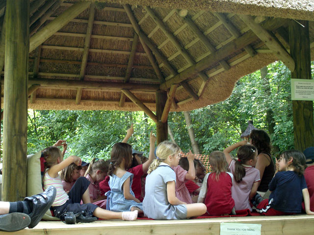 Extend Your Classroom into a Natural World