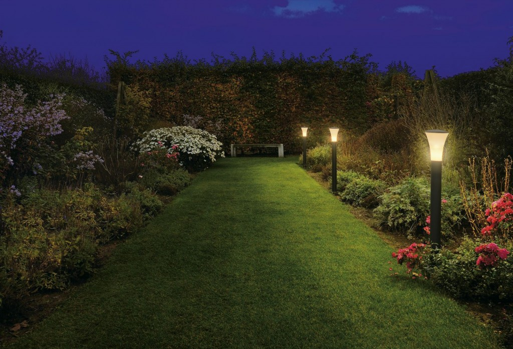 How to plan your outdoor lighting for Landscape lighting plan