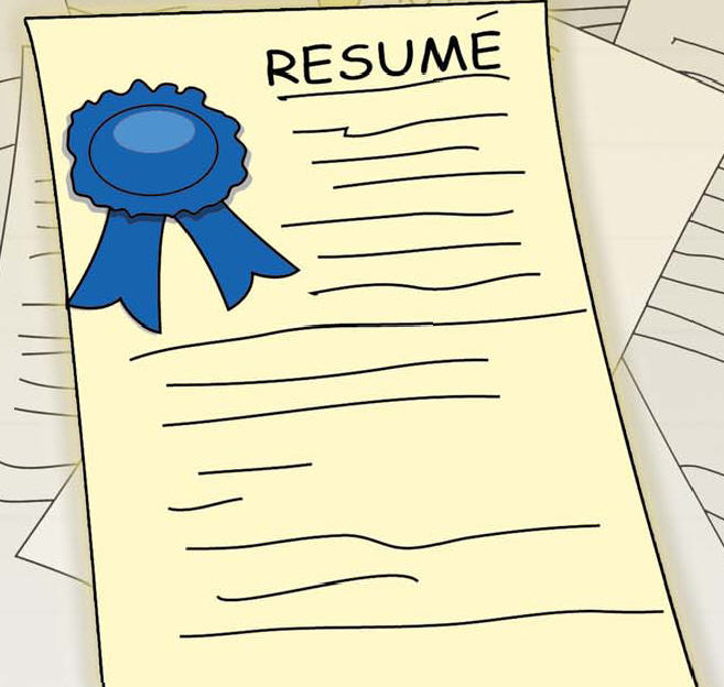 Blog Archive » Create an Eye-Catching - Building a Resume