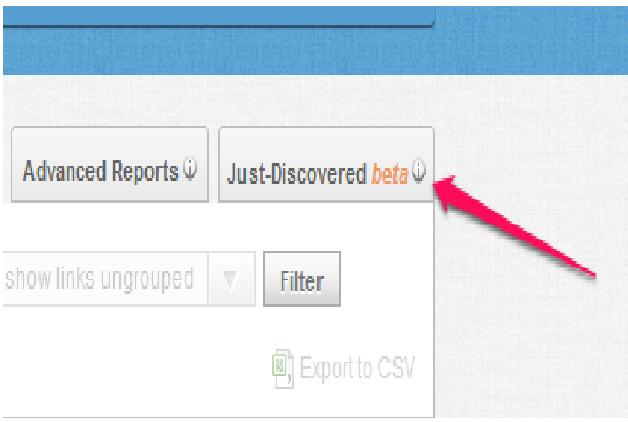 Advanced report