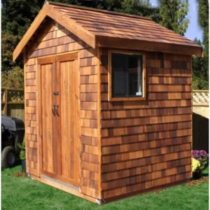 Techniques to Build Your Own Garden Shed
