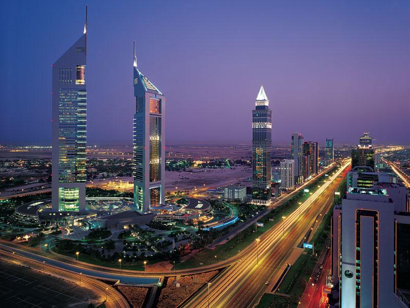 Rise and Fall of Dubai Real Estate