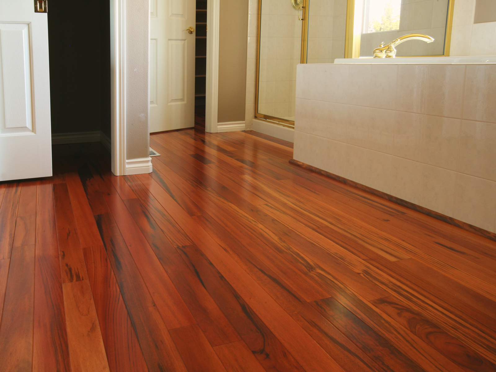 Hardwood floors are a valuable addition to your house for Wood flooring choices