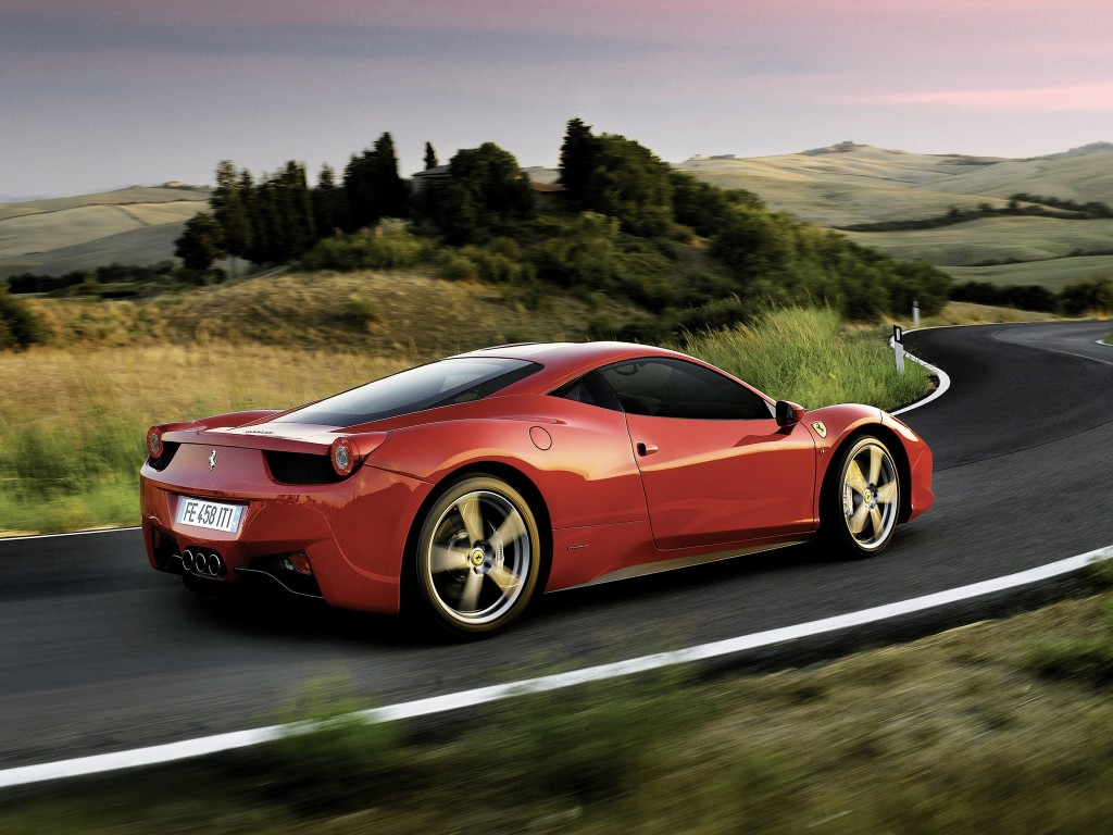 2009 Ferrari 458