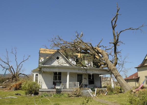 house-damaged