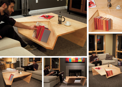 nook coffee table