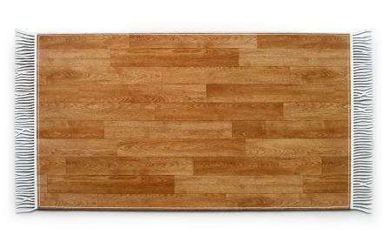 wood-carpet