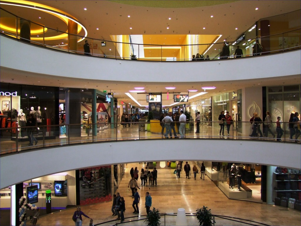 Types of Theft that Typically Occur in Malls