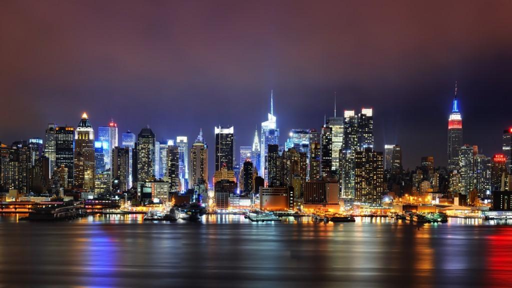 New-York-Lights