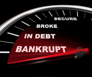 Bankruptcy 911: Steps to Take