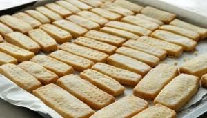 Buttery Homemade Shortbread