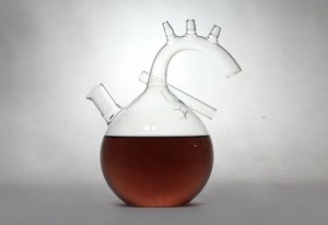 Heart Decanter