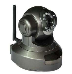 Protecting your Home with an Indoor Security Camera