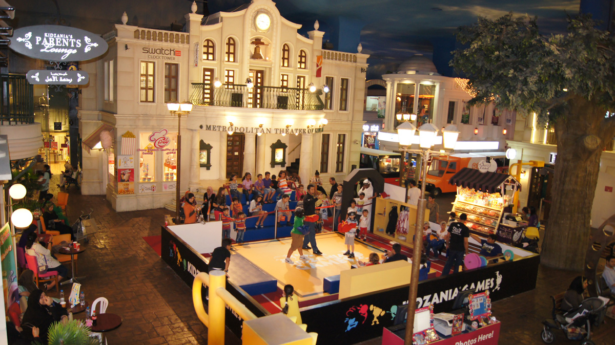 Holiday With Kids In Dubai 6 Amazing Places To See