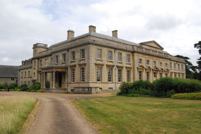 Lamport Hall and Gardens