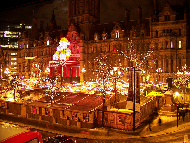 Manchester's Top Christmas Attractions