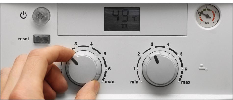 adjusting-gas-boiler