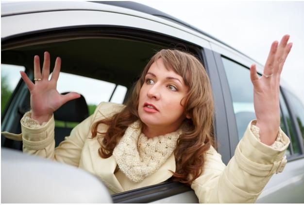 The Psychology of Bad Driving