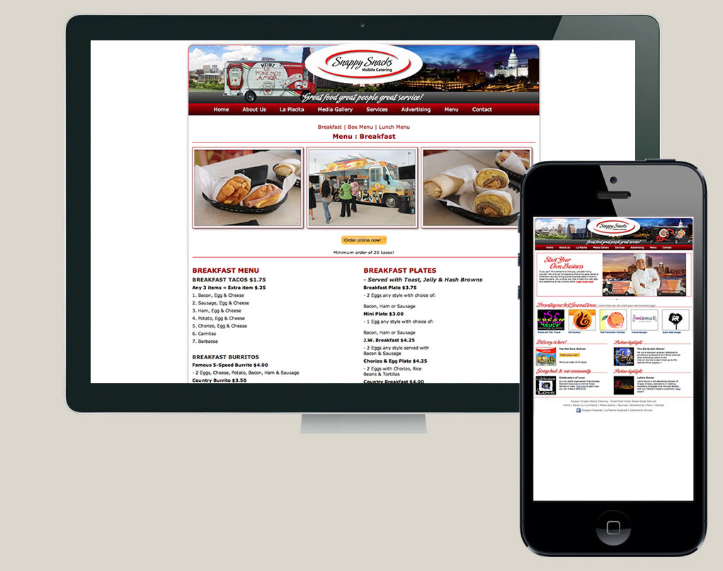 Mobile Devices Improve the Catering Industry