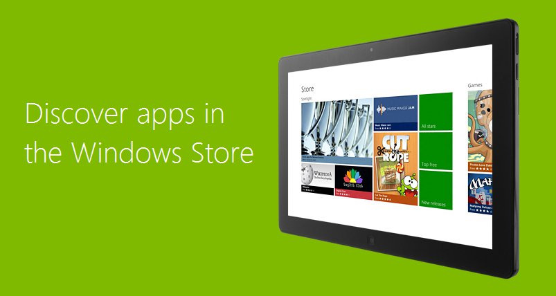 An Introduction to the Windows 8 Store