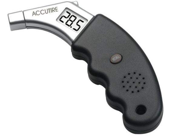 tire pressure reader