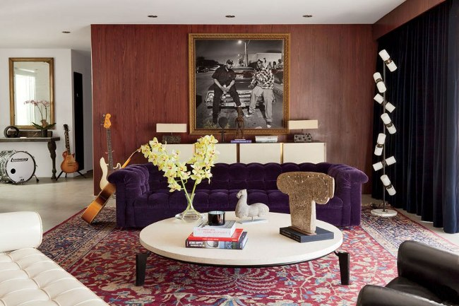 Adam Levine's home