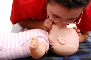 Are You Prepared to Save a Choking Baby?