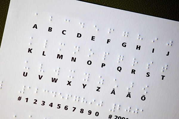 The Invention of Braille