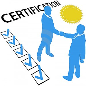 Preeminent Business Certifications in Demand in 2014