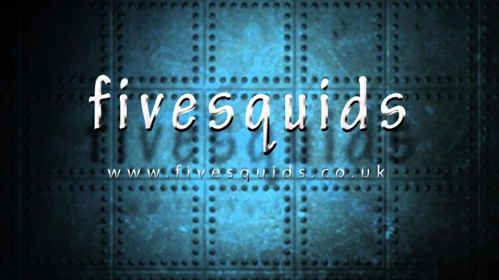 fivesquids